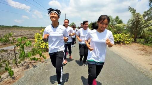 Kỳ thú đường đua MekongDelta Marathon 2019