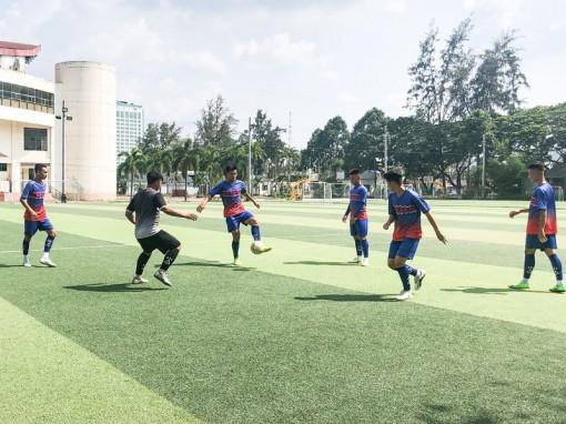 Bóng đá trẻ Cần Thơ tiếp tục thay đổi