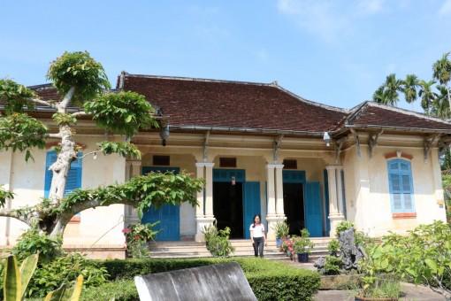 Nét xưa ở cù lao Tân Lộc