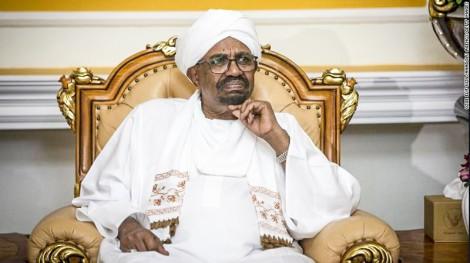 Thu giữ gần nửa tỉ USD tại nơi ở của Tổng thống Sudan bị phế truất