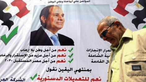 Ông Sisi sẽ lãnh đạo Ai Cập tới năm 2030?