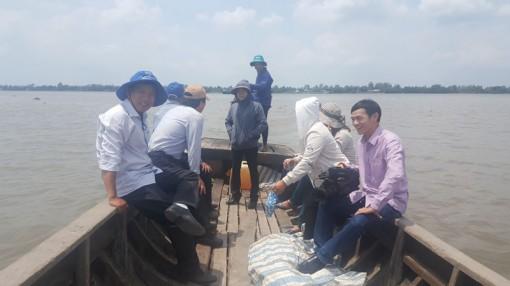 Chuẩn bị Ngày hội Du lịch Vườn trái cây Tân Lộc