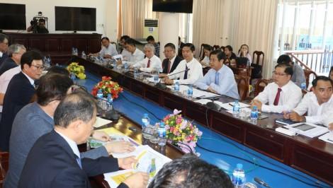 Doanh nghiệp Hàn Quốc tìm hiểu cơ hội hợp tác trong lĩnh vực cảng và logistics