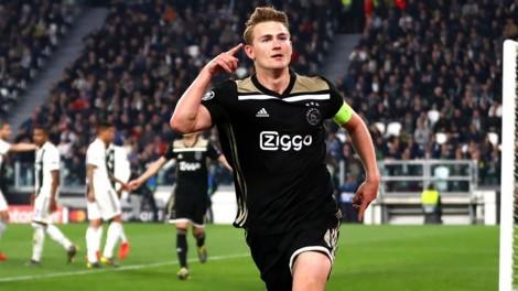 Matthijs de Ligt – Tài năng trẻ của Ajax
