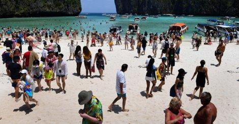 Dân Thái được tiền khi đi du lịch