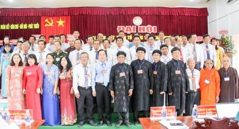 Đại hội đại biểu Mặt trận Tổ quốc Việt Nam huyện Cờ Đỏ và quận Cái Răng