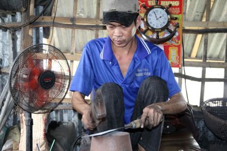 Người thợ rèn cuối cùng ở vùng đất U Minh Thượng