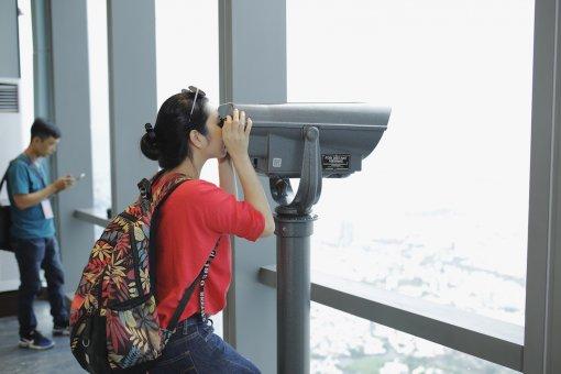 Hào hứng trải nghiệm Đài quan sát cao nhất Đông Nam Á ngay tại TP. Hồ Chí Minh