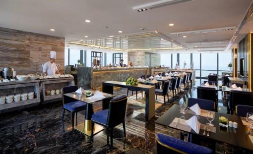 Đắm chìm trong không gian ẩm thực tinh túy tại khách sạn Vinpearl Luxury Landmark 81