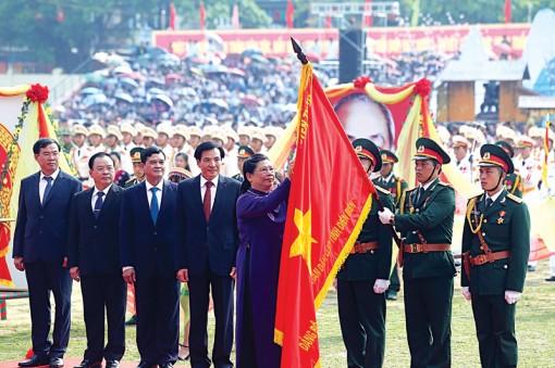 Những trang sử vàng hào hùng của dân tộc Việt Nam