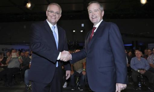 Biến đổi khí hậu tác động bầu cử Úc