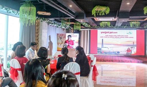 Famtrip Hải Phòng, Thanh Hóa và Nghệ An đến Cần Thơ  xúc tiến quảng bá du lịch