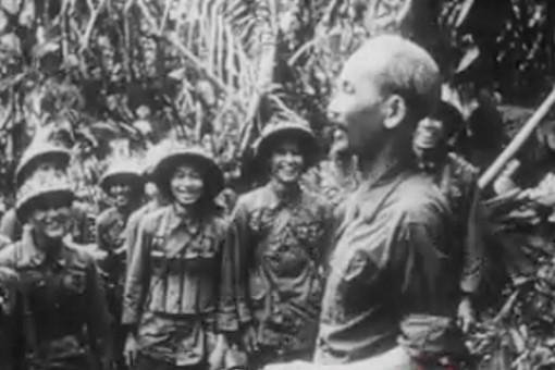 Công chiếu phim tài liệu quý về Chủ tịch Hồ Chí Minh