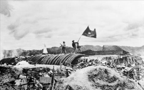 Phát huy tinh thần chiến thắng Điện Biên Phủ, xây dựng Quân đội nhân dân Việt Nam vững mạnh về chính trị, tư tưởng, nâng cao chất lượng tổng hợp, sức mạnh chiến đấu
