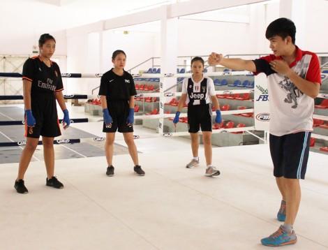 Đổ Hồng Ngọc trở lại với Boxing Cần Thơ