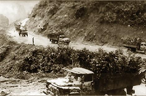 60 năm Ngày mở đường Hồ Chí Minh - Ngày truyền thống Bộ đội Trường Sơn