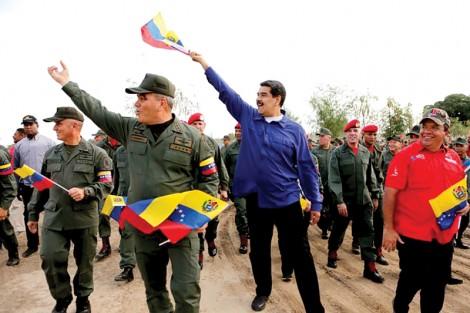 Venezuela hạ nhiệt căng thẳng
