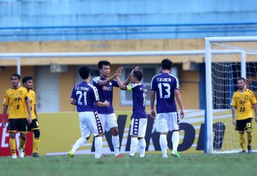 """Bóng đá Việt Nam """"chơi lớn"""" ở AFC Cup"""