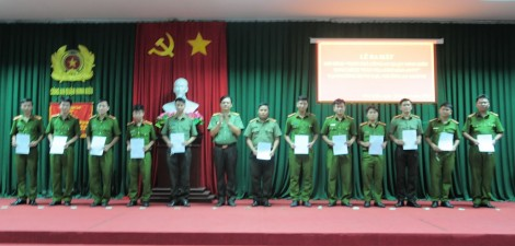 Ninh Kiều thành lập 12 tổ tuần tra giữ gìn an ninh trật tự