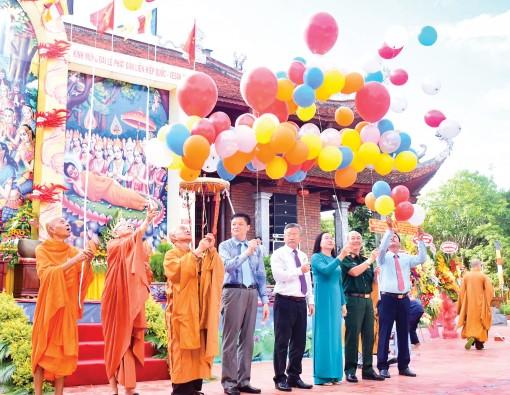Long trọng tổ chức Đại lễ Vesak - Phật đản Liên Hiệp Quốc 2019
