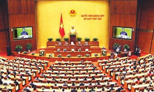 Tạo sự thống nhất cao để Quốc hội có những quyết sách đúng đắn, hợp lòng dân