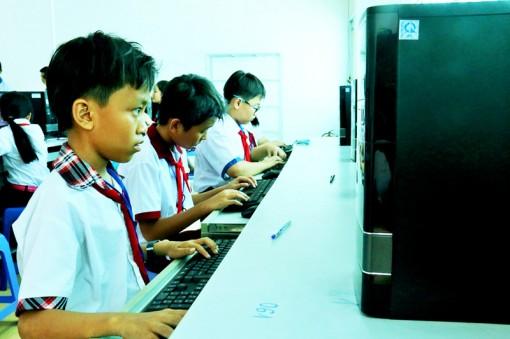 Khai mạc Hội thi Tin học trẻ TP Cần Thơ năm 2019