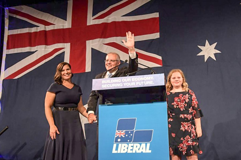 Bầu cử Úc: Đảng cầm quyền bất ngờ chiến thắng
