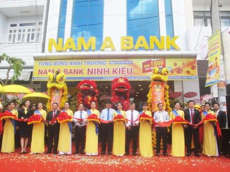 Nam A Bank khai trương điểm giao dịch thứ 3 tại Cần Thơ