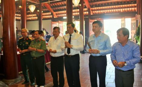 Long trọng tổ chức Lễ Kỳ yên Hạ điền đình Tân An