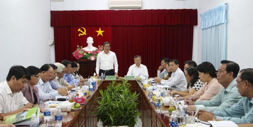 Tập trung lãnh đạo để thực hiện đạt và vượt các chỉ tiêu Nghị quyết Đại hội Đảng bộ quận Ninh Kiều