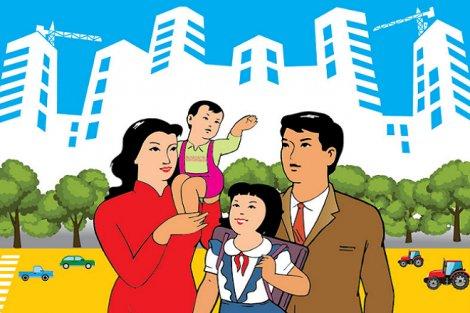 """Thí điểm """"Bộ tiêu chí ứng xử trong gia đình"""" tại 12 tỉnh/thành"""