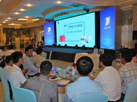 VNPT giới thiệu giải pháp ứng dụng CNTT trong sản xuất nông nghiệp công nghệ cao
