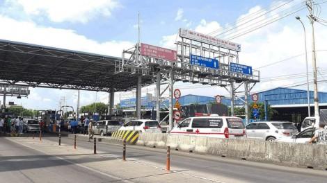 Đề xuất giảm giá vé qua Trạm thu phí T2 trên quốc lộ 91