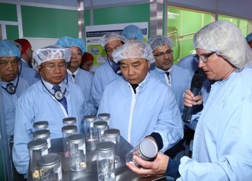 Vietnam welcomes Swedish investment: PM