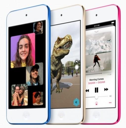 Apple bất ngờ tung ra máy nghe nhạc iPod Touch mới