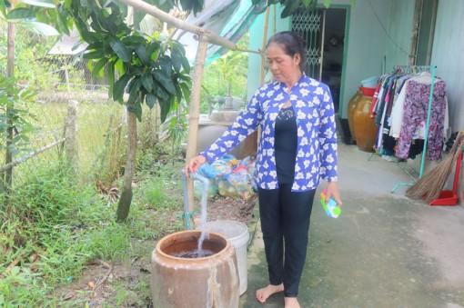 Đáp ứng nhu cầu nước sạch ở Trường Long