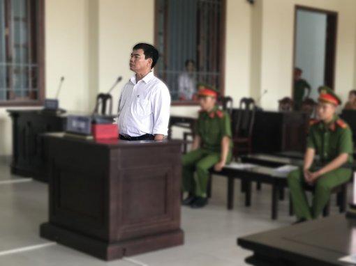 Tuyên bắt giam bị cáo Trần Tuấn Kiệt tại tòa