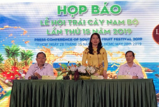 Southern Fruit Festival to highlight Vietnamese fruit brands