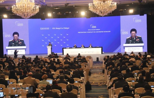 Shangri-La Dialogue: Vietnamese Defence Minister calls for peaceful solutions to disputes