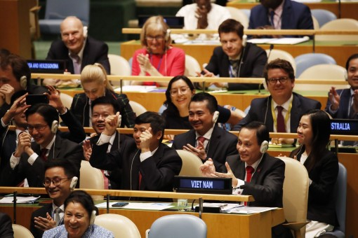 Vietnam wins election to UNSC