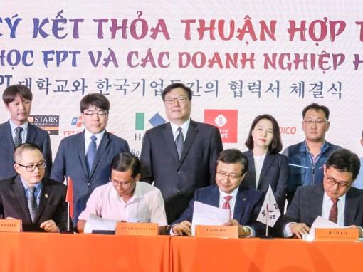 Hợp tác đào tạo nguồn nhân lực tiếng Hàn