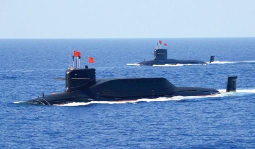 Chi tiêu quân sự Trung Quốc gợn sóng Thái Bình Dương