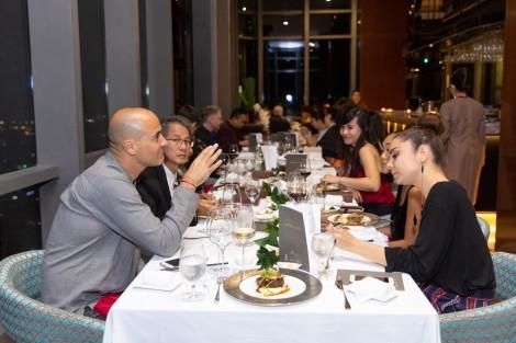 Đầu bếp lừng danh David Rocco chủ trì dạ tiệc Giao lưu văn hóa Việt – Ý tại Vinpearl Luxury Landmark 81