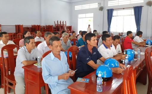Nâng cao chất lượng tổ chức Hội Nông dân