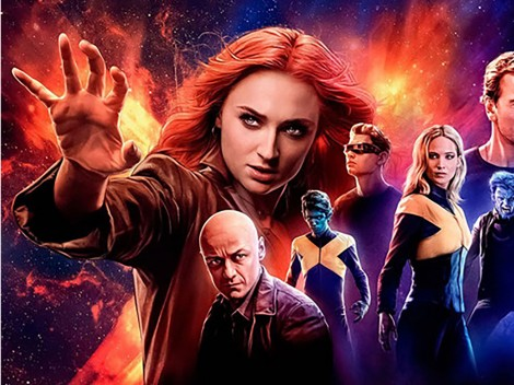 """""""X-Men: Dark Phoenix"""" <br>  Mãn nhãn nhưng thiếu đột phá"""