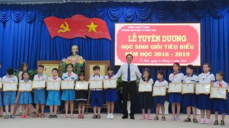 Ô Môn chăm bồi học sinh giỏi