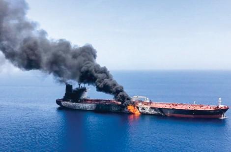 Tái diễn căng thẳng Mỹ- Iran