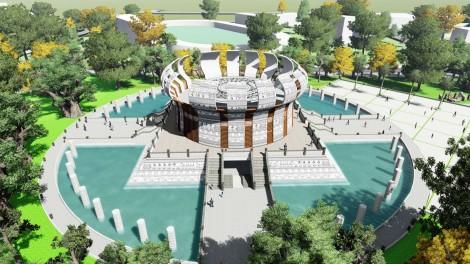 Đền thờ các Vua Hùng tại TP Cần Thơ có gì đặc biệt?