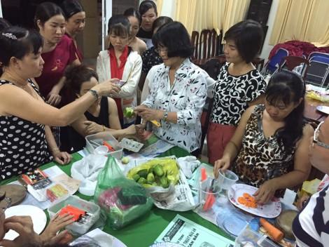 Đáp ứng nhu cầu học nghề, tạo việc làm cho phụ nữ