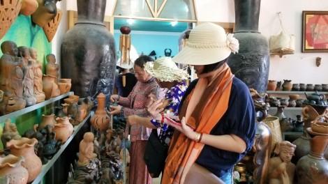 Nét đẹp gốm Chăm Ninh Thuận